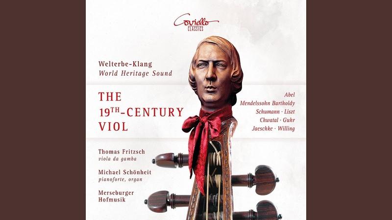 Thème avec variation pour Viola di Gamba Violino Primo Violino Secundo Clarinetto Primo