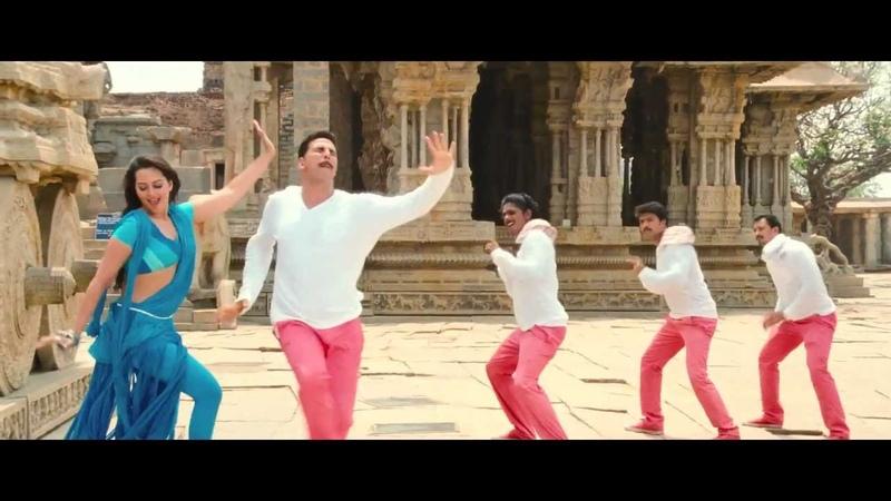 Dhadang Dhang Chickni Kamar Pe Rowdy Rathore Music Sajid Wajid