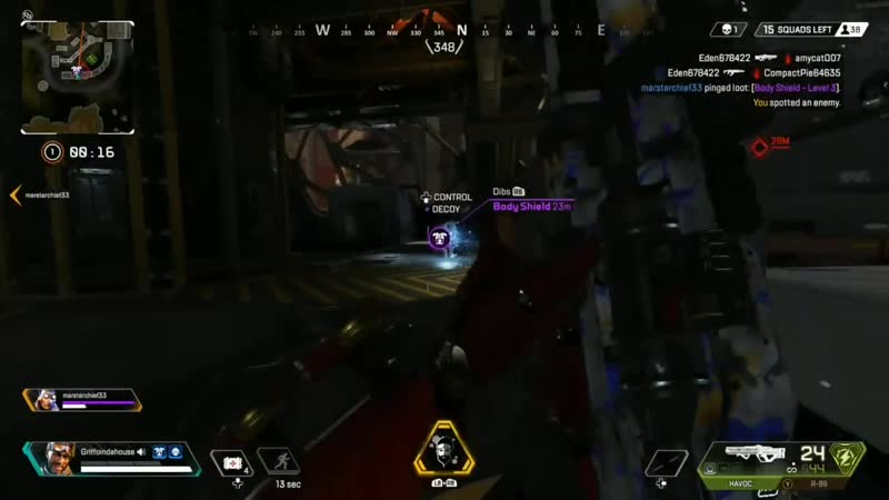 Sending a decoy directly to a deathbox is an extremely effective way to bamboozle someone