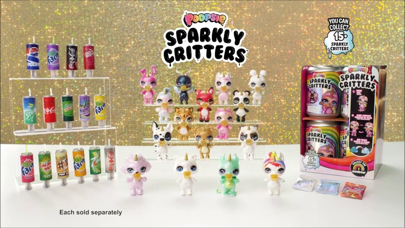 Poopsie Slime Surprise Sparkly Critters Commercial