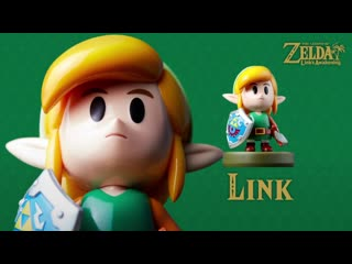 Amiibo линк link's awakening (коллекция the legend of zelda)