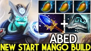 ABED [Storm Spirit] New Start Mango No Boots 10K MMR Build Epic Game  Dota 2