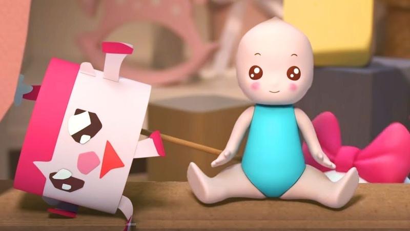 Малышарики новые серии Кукла Извините 152 серия Развивающие мультики для самых маленьких