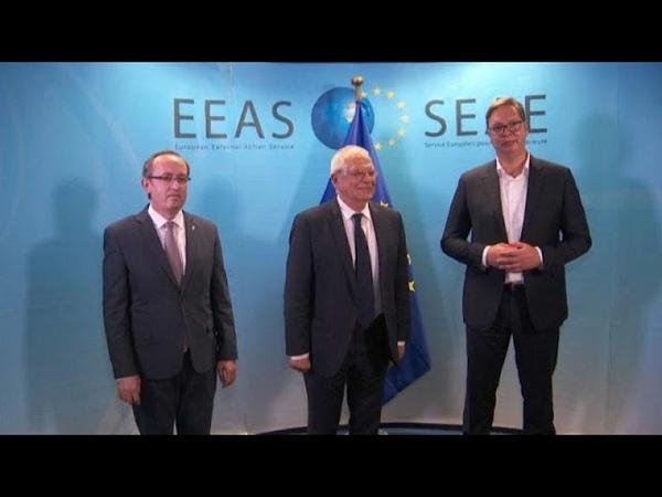 Белград - Приштина диалог возобновлен