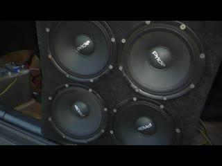 Адский матюгальник ( ам 4)))  усь. kicx gorilla bass 4.400