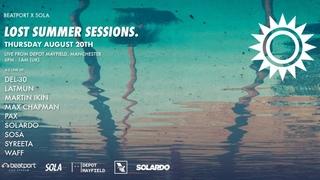 Max Chapman DJ set - Sola Lost Summer Sessions    Live