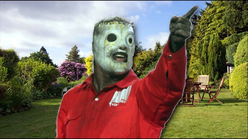 Corey Taylor screams relentlessly in your backyard as your wife is asleep ASMR