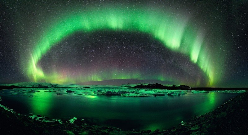 10 лучших мест в мире, где можно увидеть северное сияние, изображение №3