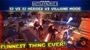 Star Wars Battlefront 2 - 32 vs 32 Heroes vs Villains Instant Action!