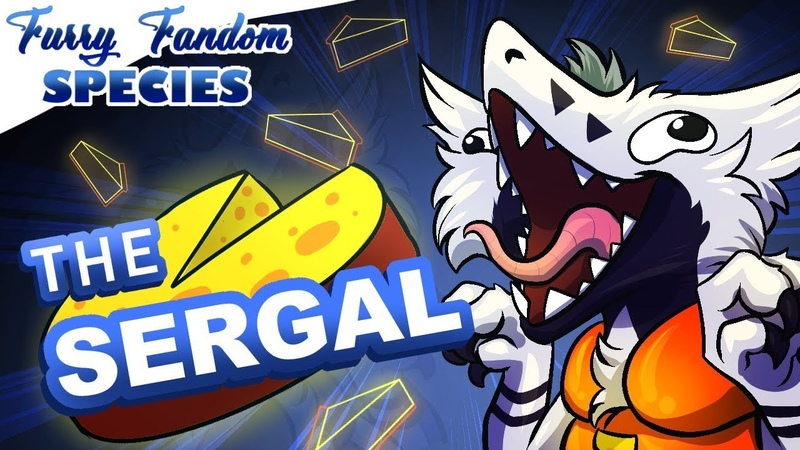 Furry Fandom Species: The Sergal (ft. Zabu the Sergal)