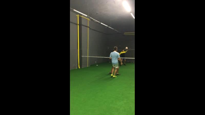 Теннисбол в Fast