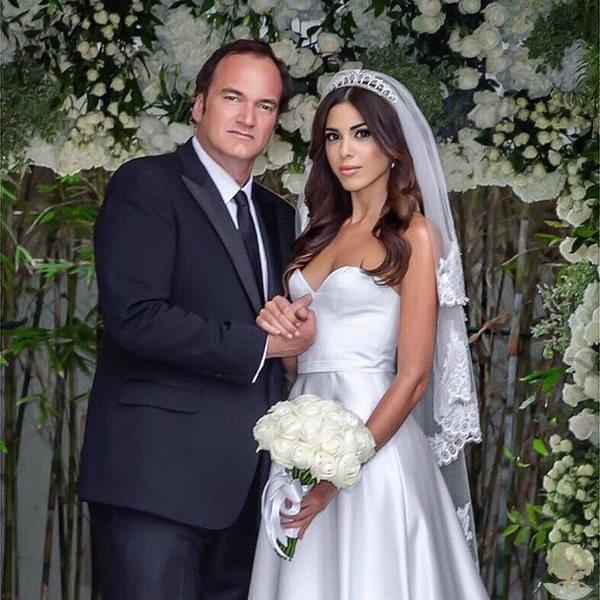 Квентин Тарантино впервые станет отцом в 56 лет