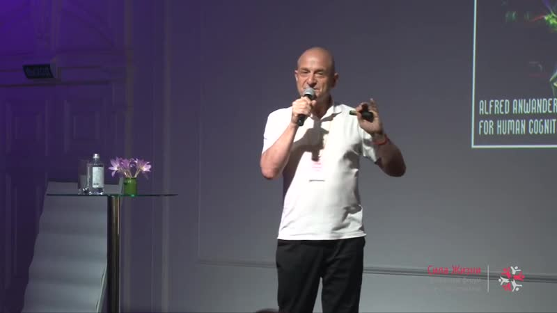 Сергей Болсун на глобальном форуме здоровья «Сила Жизни». 2017 год