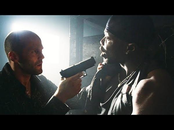 Чев Челиос допрашивает Чернокожего парня Адреналин Full HD 1080p