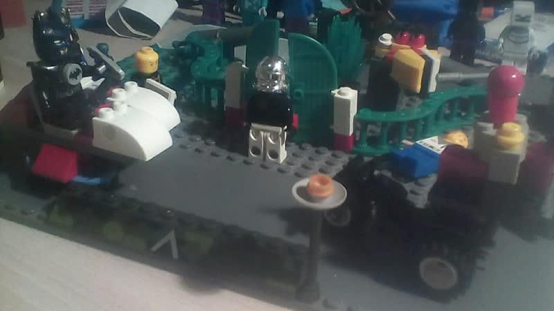 Лего город странностей 2 сезон 6 серия ( лего союз) (5 )
