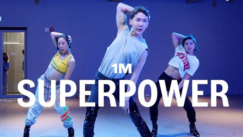 Adam Lambert Superpower Lia Kim Choreography ft Jo Kwon Gina Maeng
