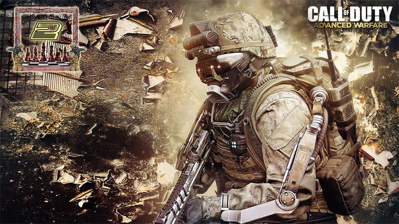 Call of Duty Advanced Warfare Серия 2 | Бунт против барина! | El Corazon
