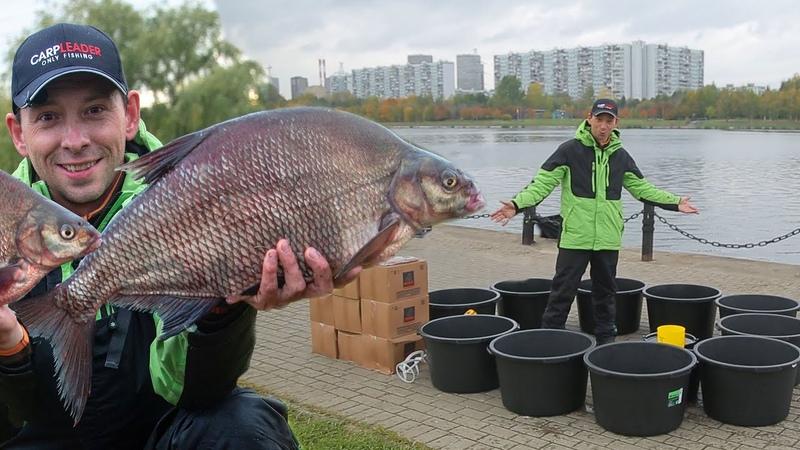 Что будет если закормить 100кг прикормки за одну рыбалку и как ловить РЕКОРДНЫХ ЛЕЩЕЙ