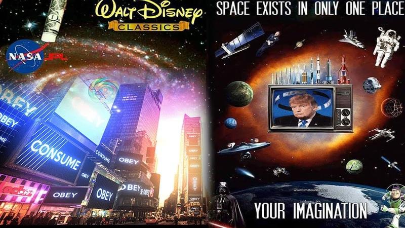 Eddie Bravo und Trump über den großartigen NASA Betrug