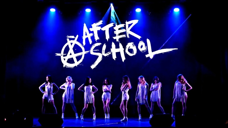 After School Flashback 애프터스쿨 플래쉬백 cover by OBSESSION