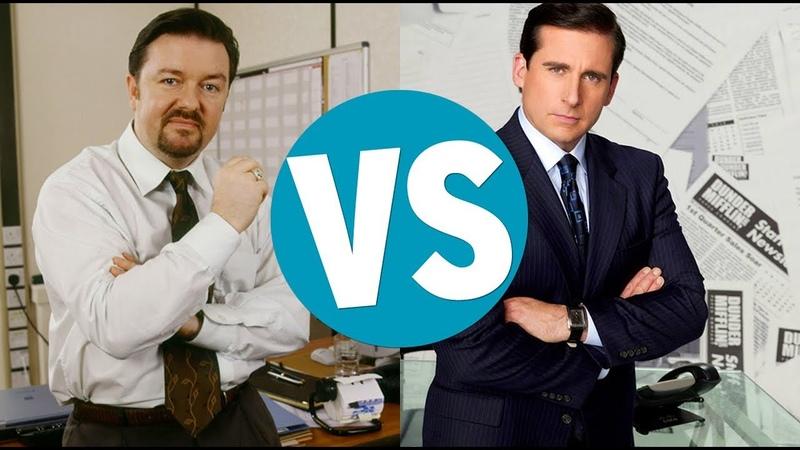 Office US vs Office UK краткий обзор оригинальной версии Офиса