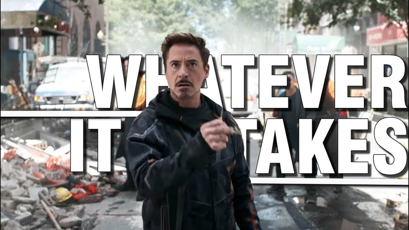 ► Infinity War Whatever It Takes