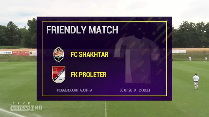 Donetsk FK Proleter 13 00