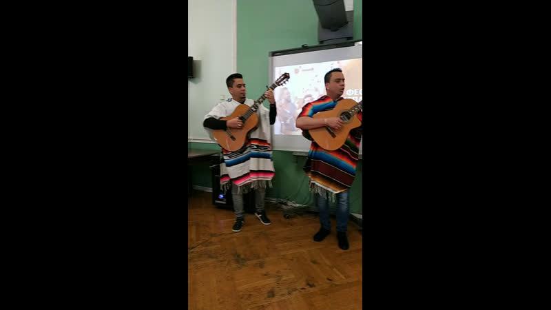 Фестиваль испанского языка в Adelante