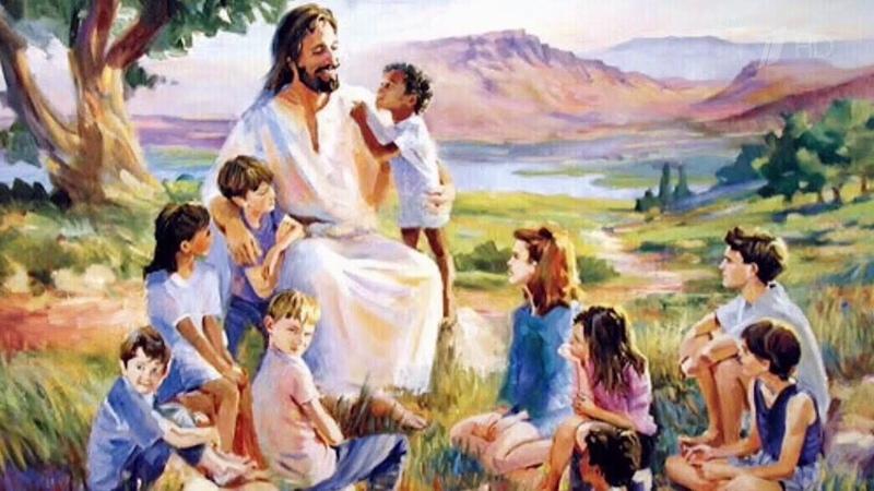 Иисус Земной путь Документальный фильм