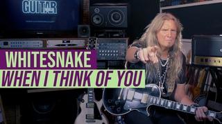 Whitesnake's Joel Hoekstra - How to solo over a ballad