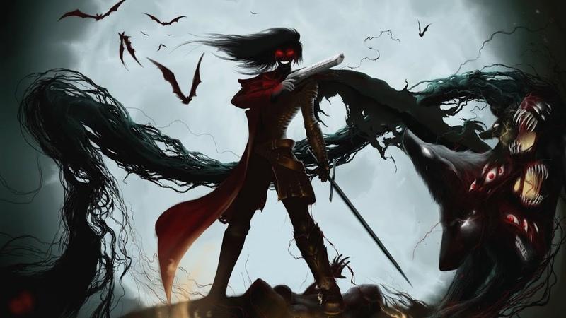 Аниме Непобедимый Вампир Все серии подряд