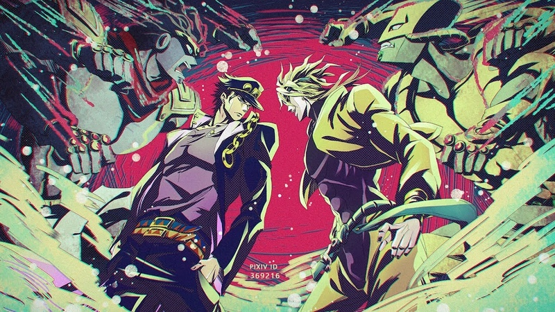 JoJo Part 3: Stardust Crusaders - Opening 2 Full『Sono Chi no Kioku: end of THE WORLD』