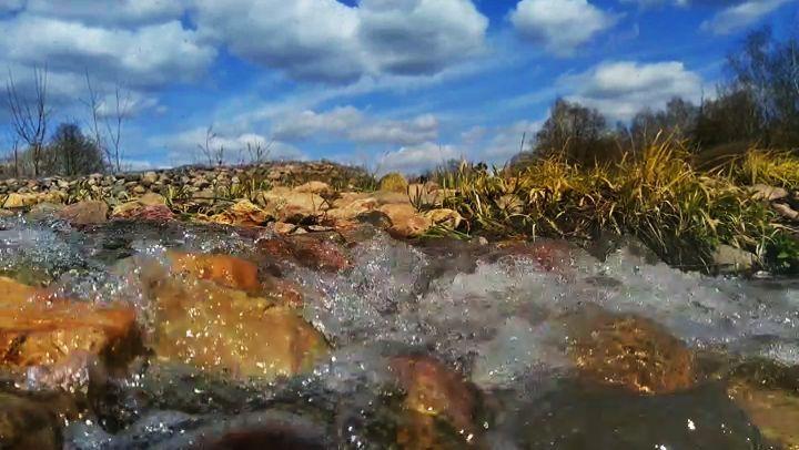 """Алексей Мирр on Instagram Прислушайтесь к весна река лес небо красиво природа"""""""