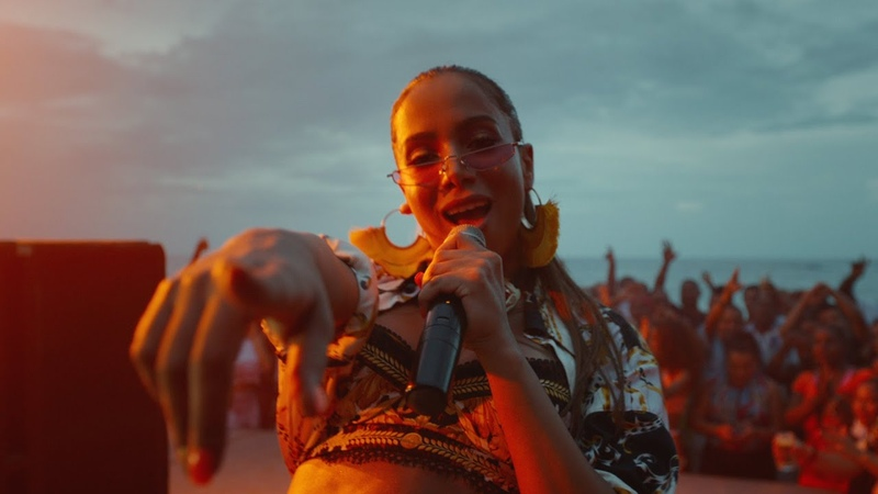 Major Lazer Anitta - Make It Hot (Official Music Video)