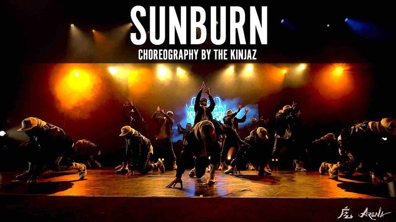 DROELOE Sunburn Choreography by The Kinjaz