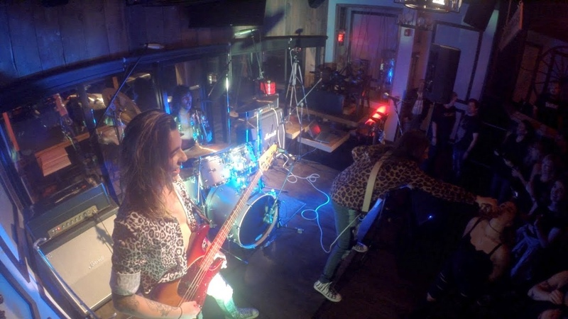 Van Halen On Fire Live at Jack Saloon 2019 by Jacob Deraps