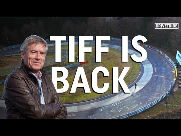 Tiff Needell gives us a walk around of the Nürburgring