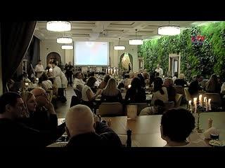 Реконструкция званого ужина Ольденбургских в Тулиновъ Дом (репортаж TV Губерния)