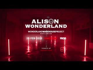 Alison wonderland | | #бдкмв