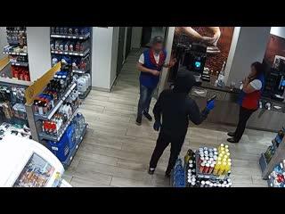 Новгородские полицейские задержали людей, подозреваемых в разбойных нападениях на АЗС в Новгородской области