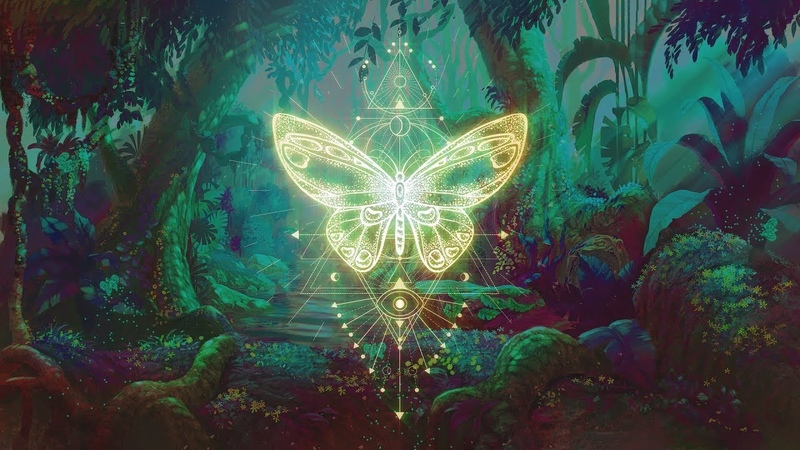 THE BUTTERFLY EFFECT ⁂ Elevate your Vibration ⁂ Positive Aura Cleanse ⁂ 432Hz Music