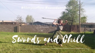 Swords and Chill #3: The 20 Minute Mix! (Well, Almost) HEMA free flourishing and lo fi hip hop beats