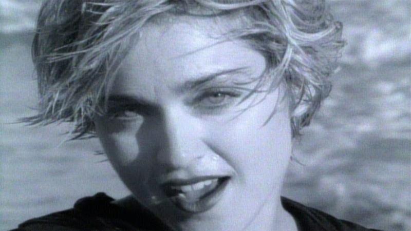 Madonna Cherish Official Music Video