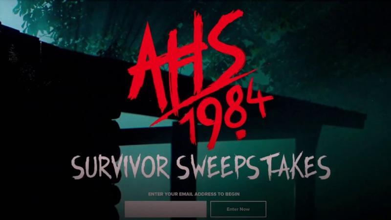 American Horror Story Season 9 Survivor Sweepstakes Teaser (HD) AHS 1984