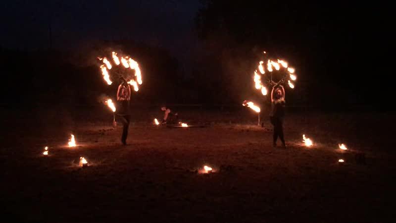 Fireshow в ДБО им В Дубинина