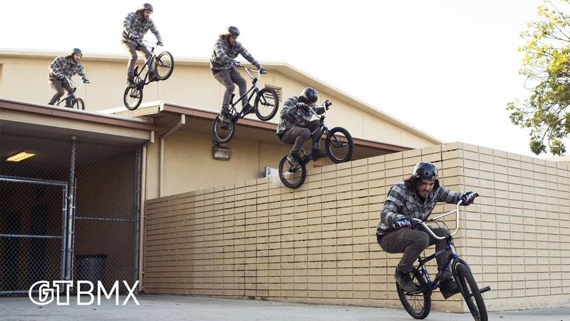 SERIOUSLY FUN - GT BMX