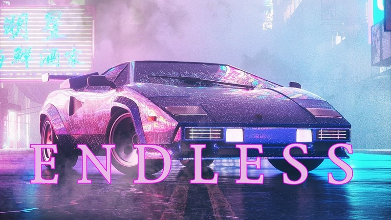E N D L E S S | A Synthwave and Retro Electro Mix