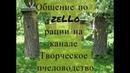Общение по ZELLO рации на Канале Творческое пчеловодство 25 11 19г
