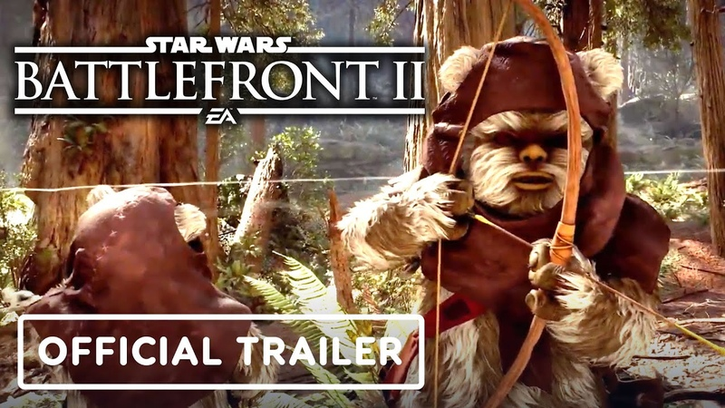 Star Wars Battlefront 2: The Age of Rebellion Official Ewok ISB Agent Trailer