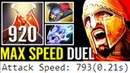 WTF ~1000Dmg Duel MAX AS!!? Legion Commander PIRATE HAT MOONSHARD 100 Imba Carry Build Dota 2 Pro